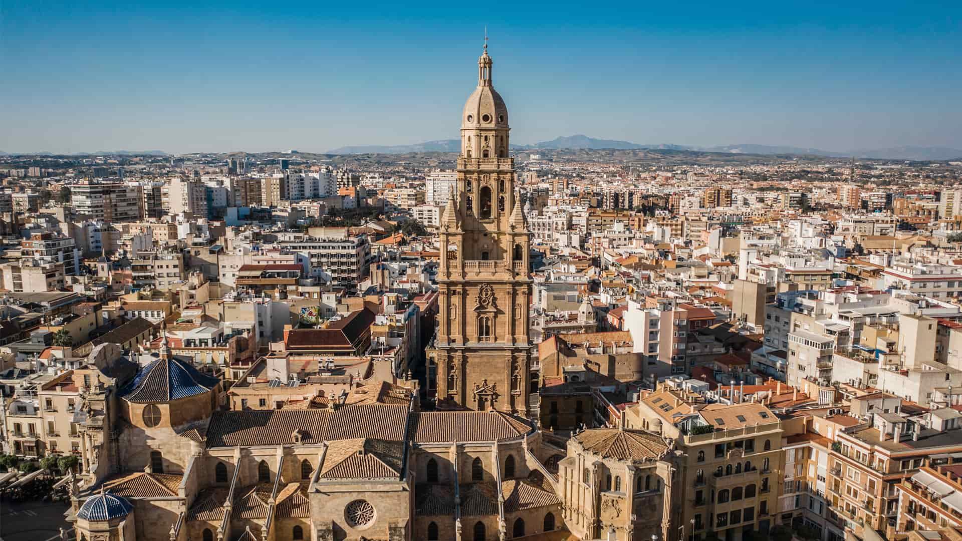 Vodafone Murcia: qué tiendas y cobertura 5G hay
