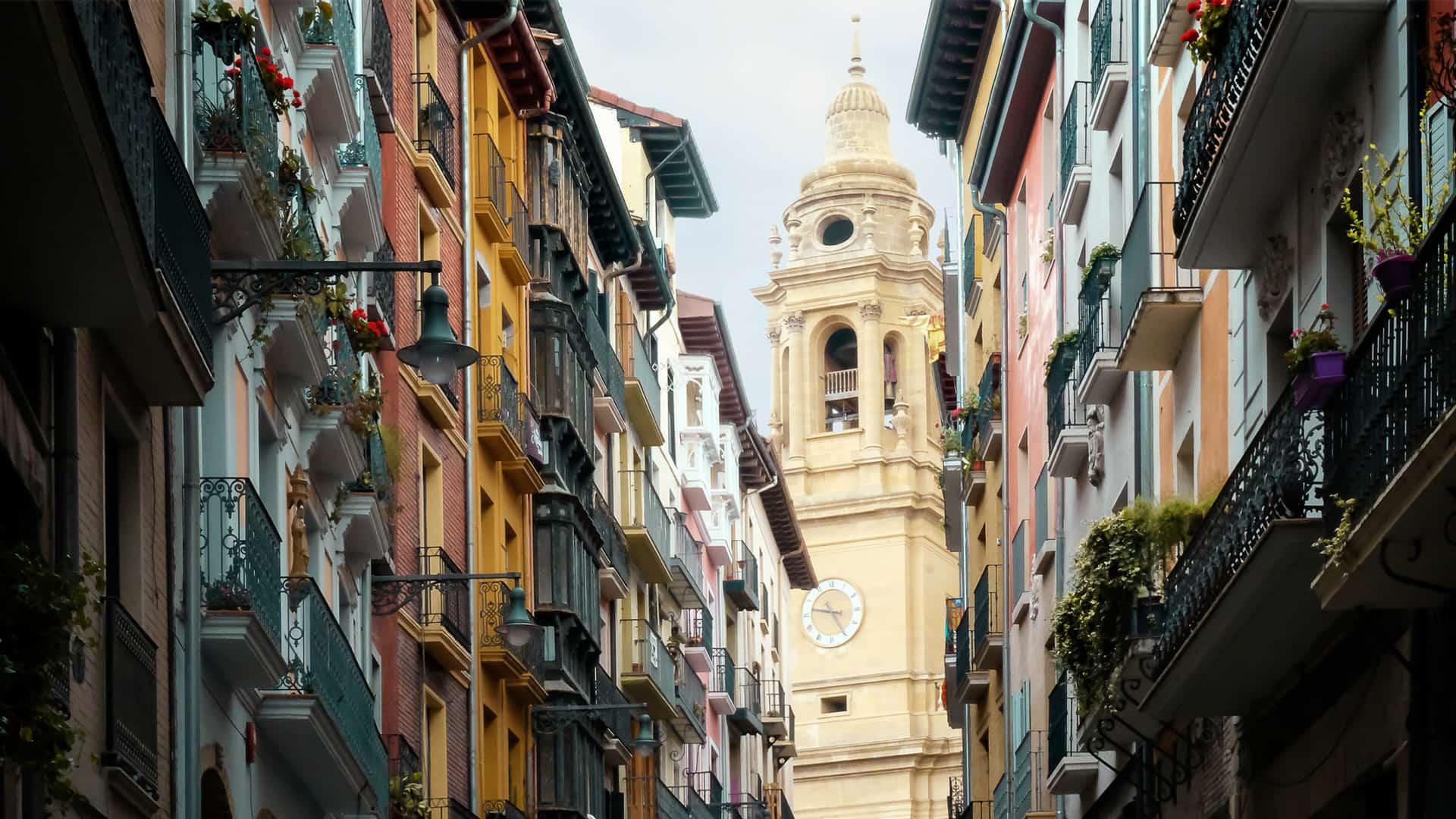 Vodafone Pamplona: tiendas y cobertura 5G