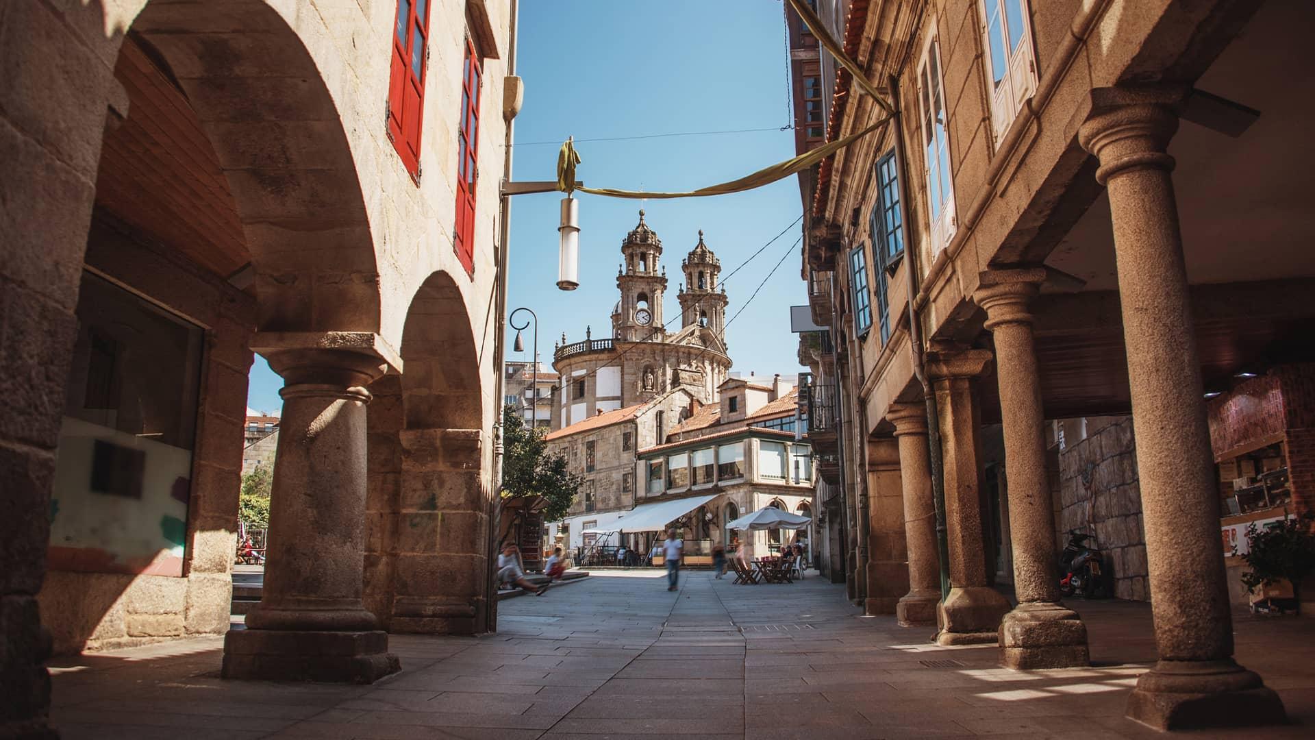Vodafone Pontevedra: qué tiendas y cobertura 5G hay