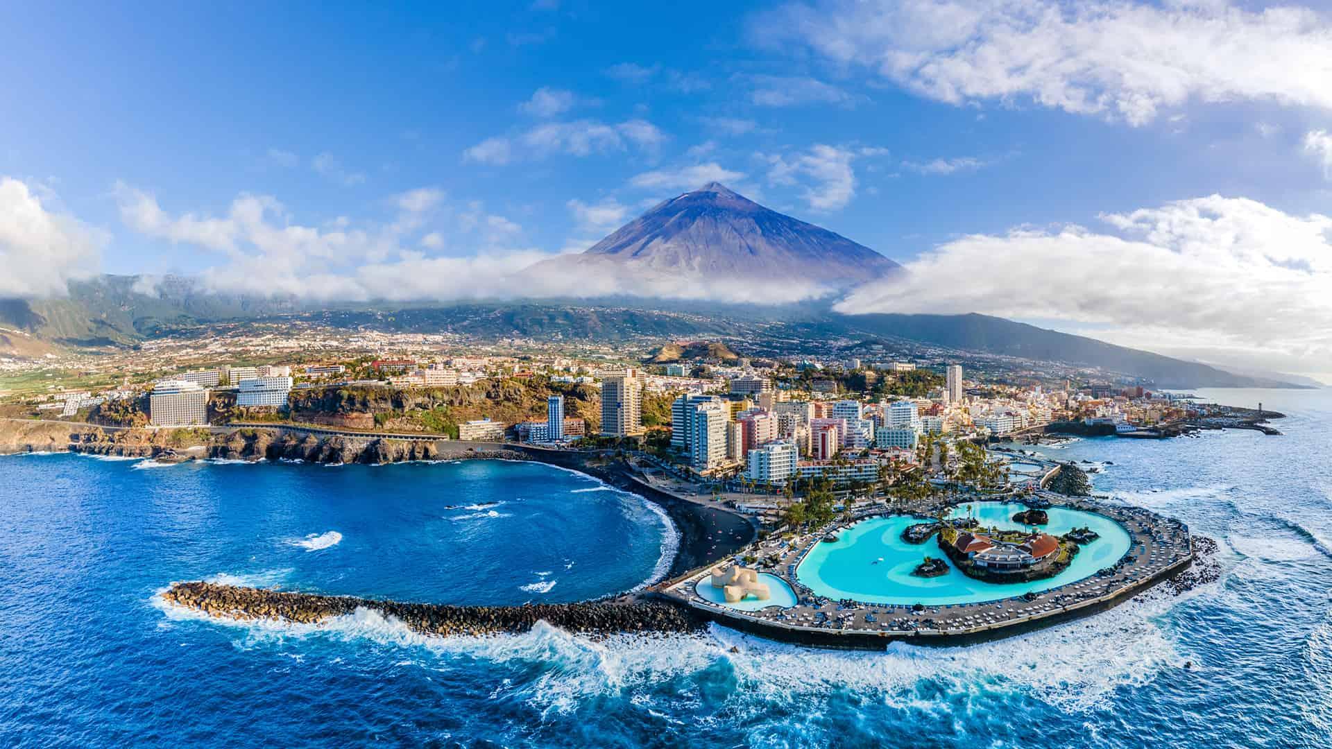 Vodafone Tenerife: tiendas y cobertura 5G en la isla