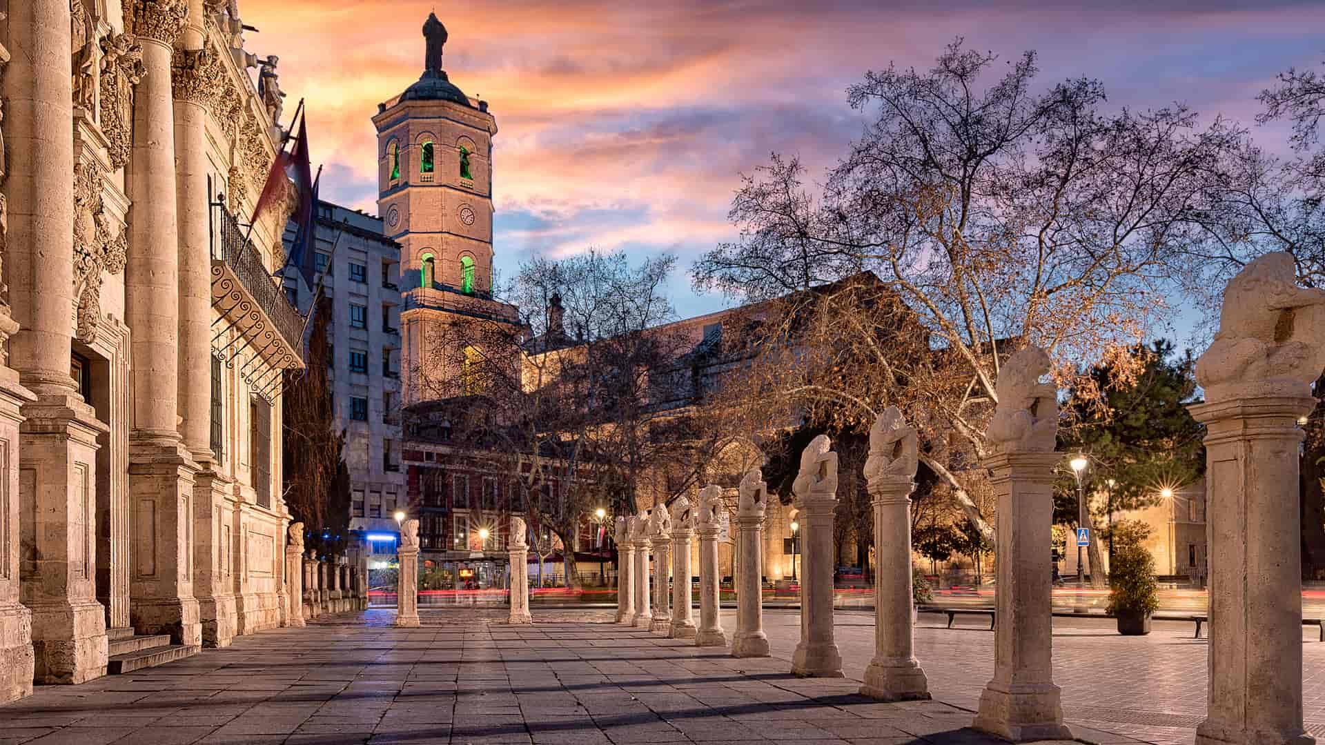 Vodafone Valladolid: tiendas y cobertura 5G en la provincia