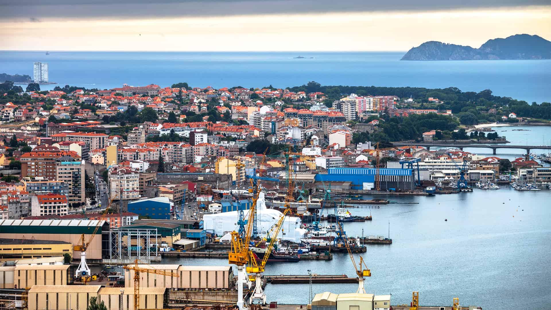 Vodafone Vigo: tiendas y cobertura 5G en la ciudad gallega