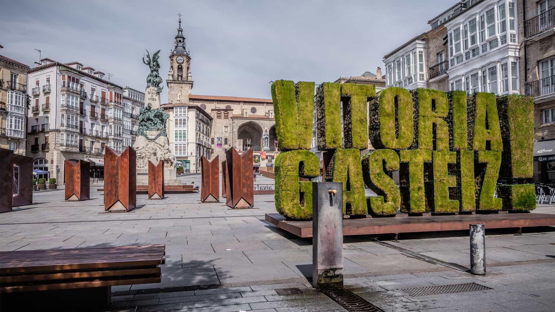Vodafone Vitoria: tiendas y cobertura 5G en la ciudad vasca