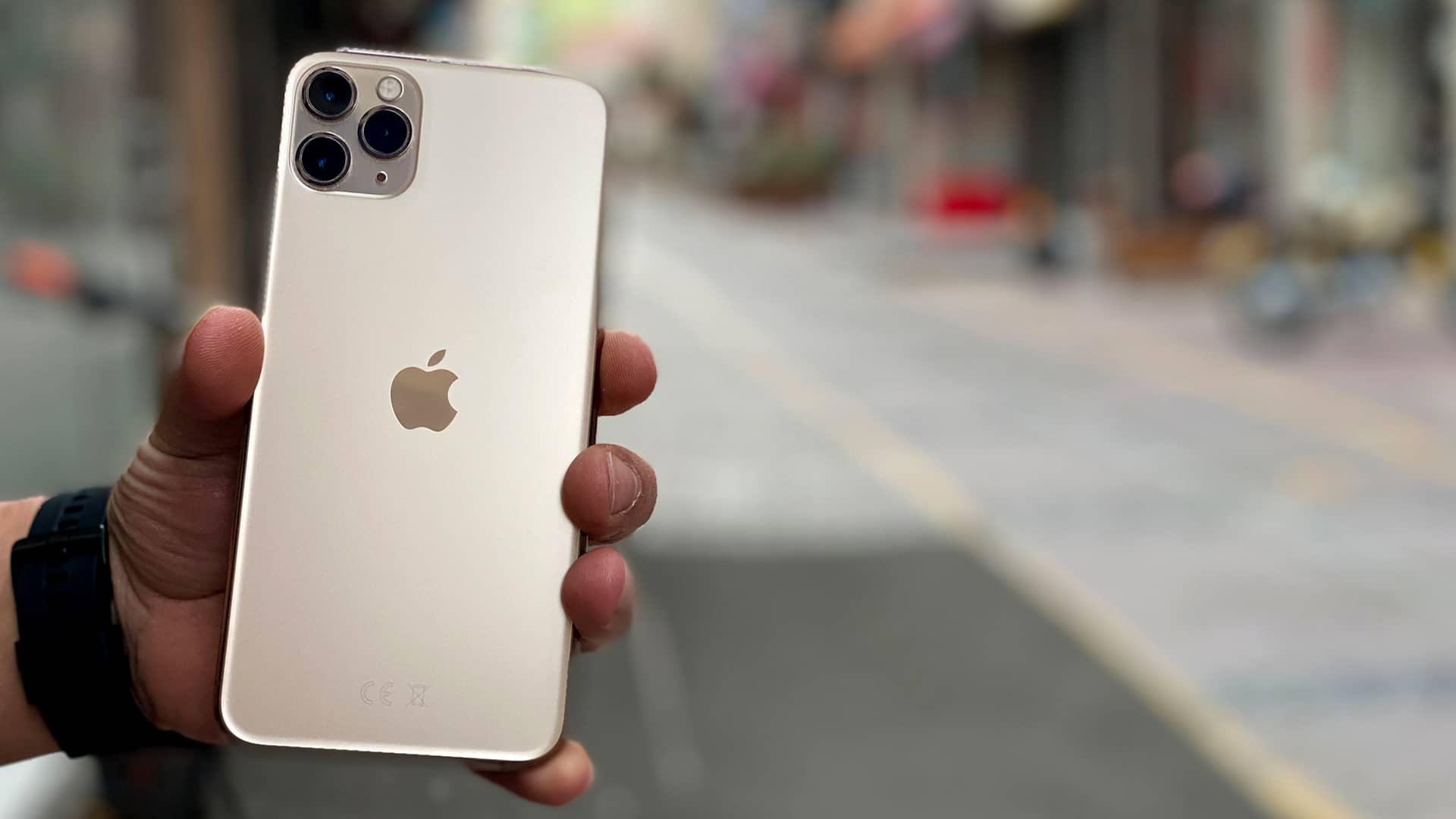iPhone 11 Pro Max con Vodafone: precios y condiciones