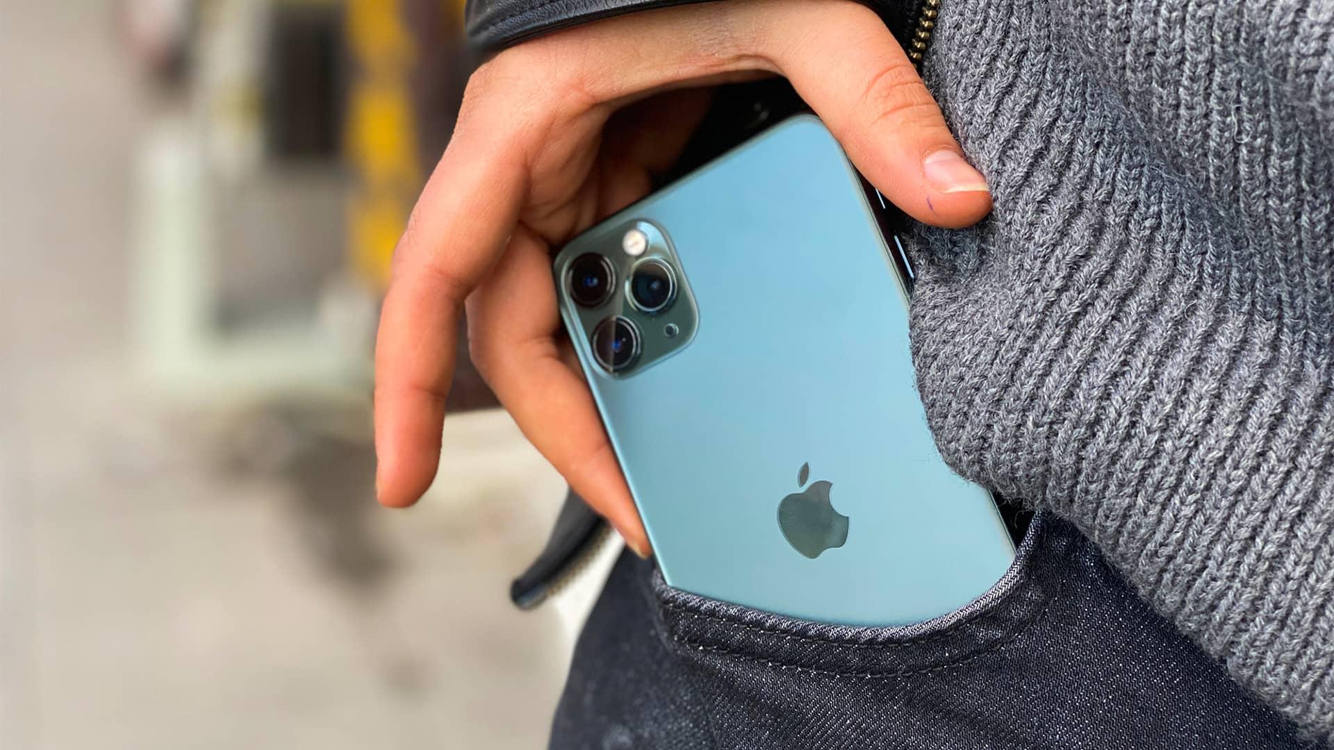 ¿Cuál es el precio del iPhone 11 Pro de Vodafone en 2021?