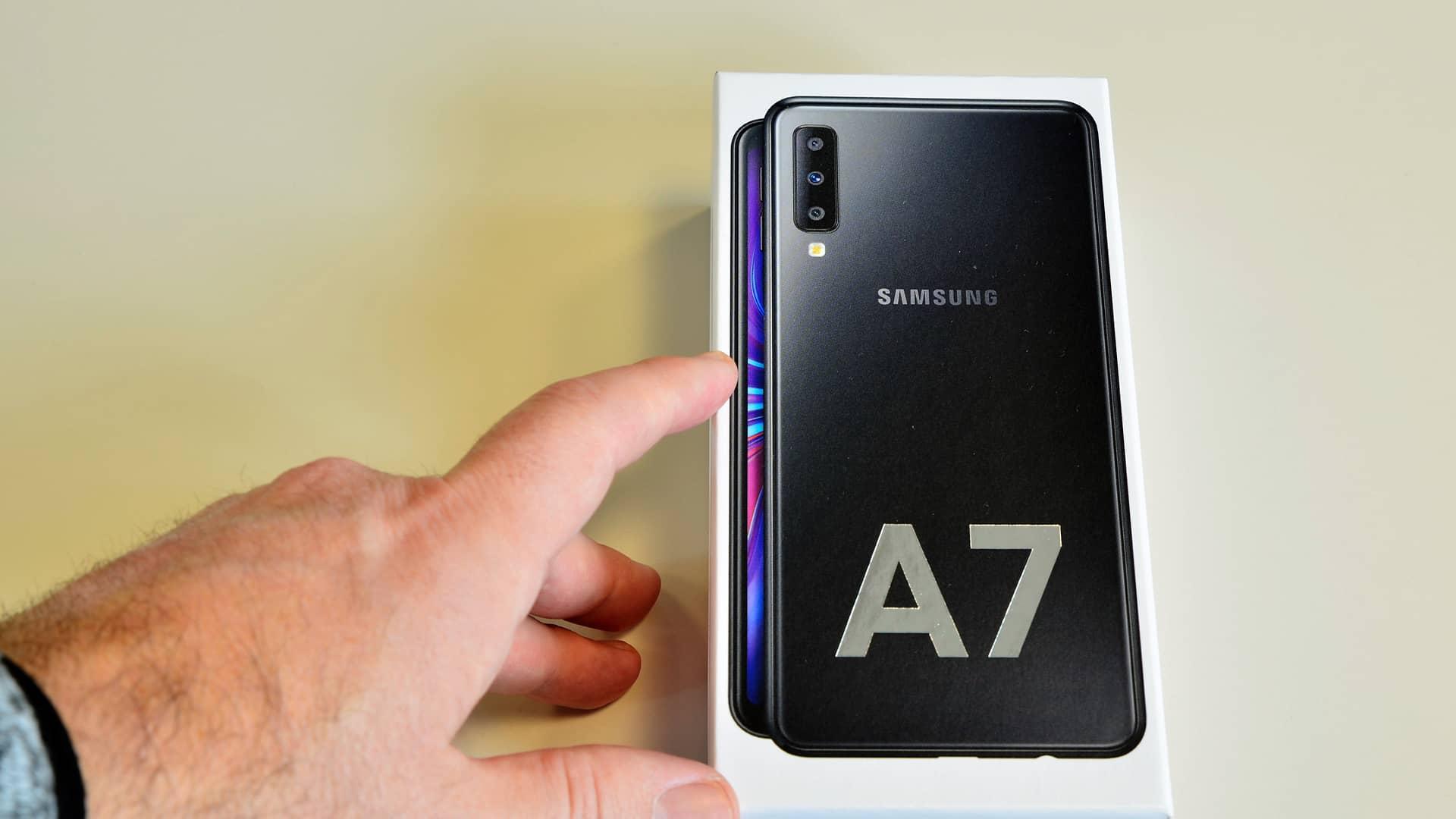 ¿Vende Vodafone el Samsung Galaxy A7? Precios y alternativas