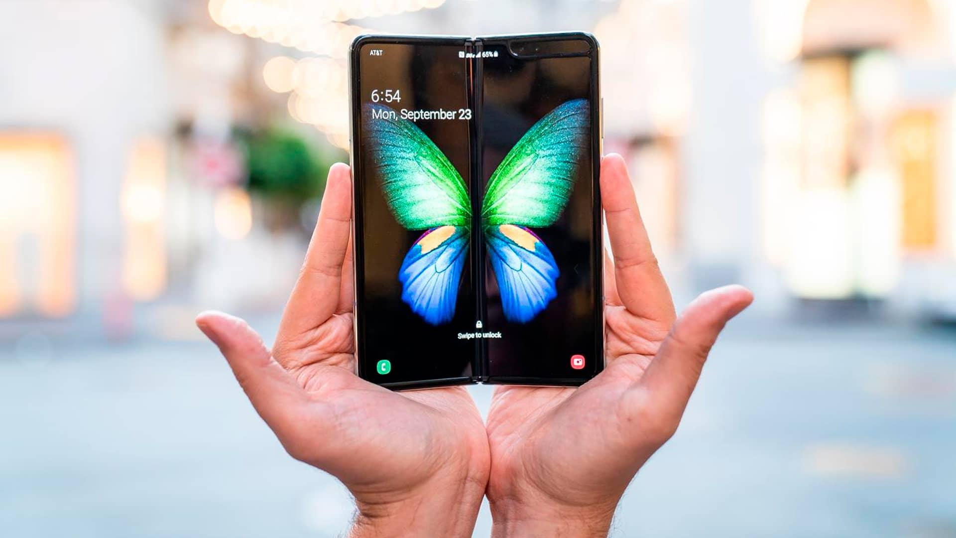 ▷ ¡Llévate el Samsung Galaxy Fold con Vodafone más barato!
