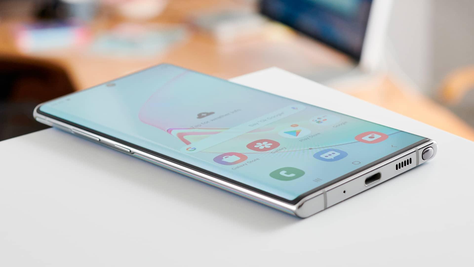 ¿Puedo comprar el Samsung Galaxy Samsung Galaxy Note 10+?