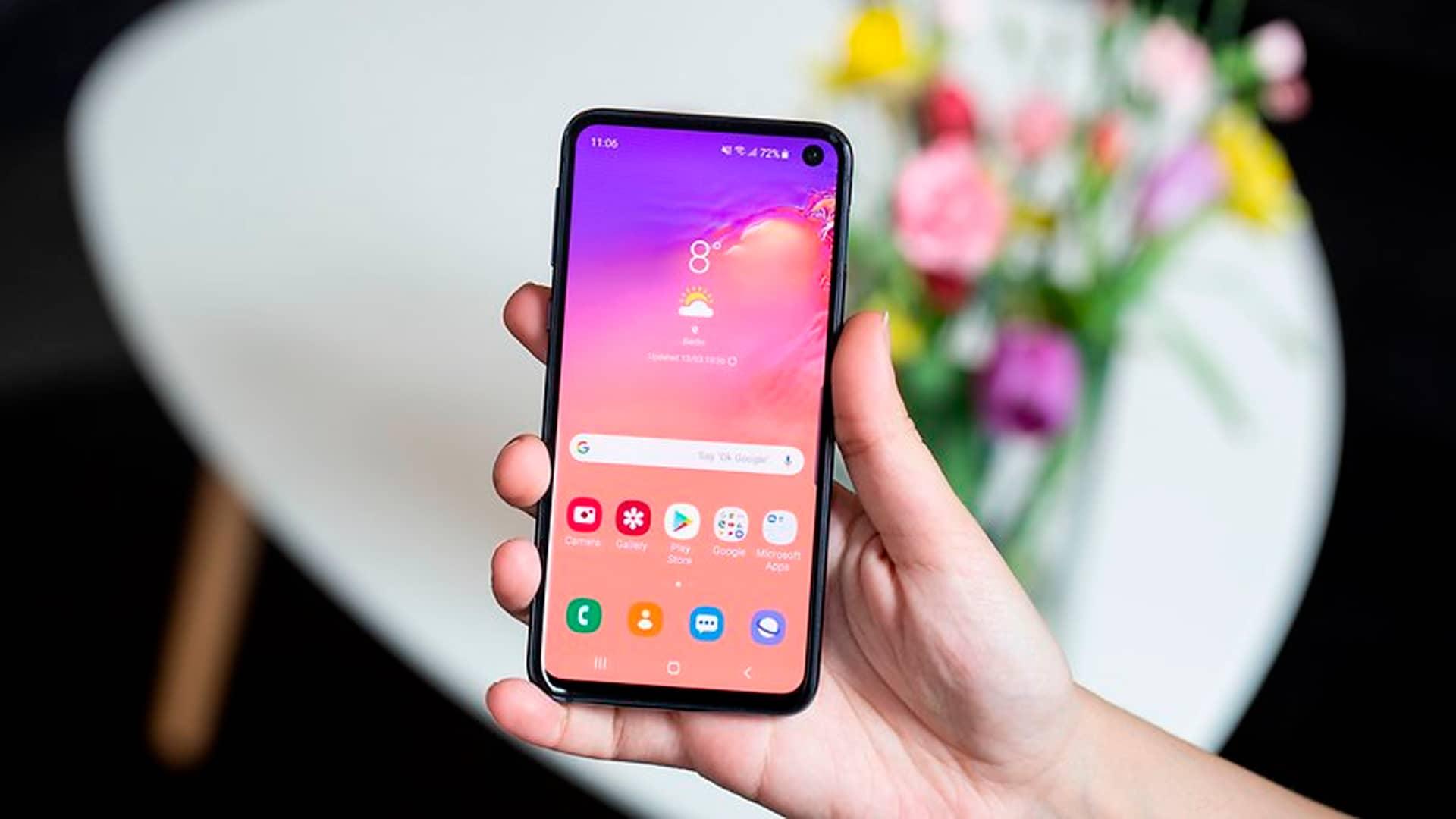 Consigue el Samsung Galaxy S10 en Vodafone al mejor precio