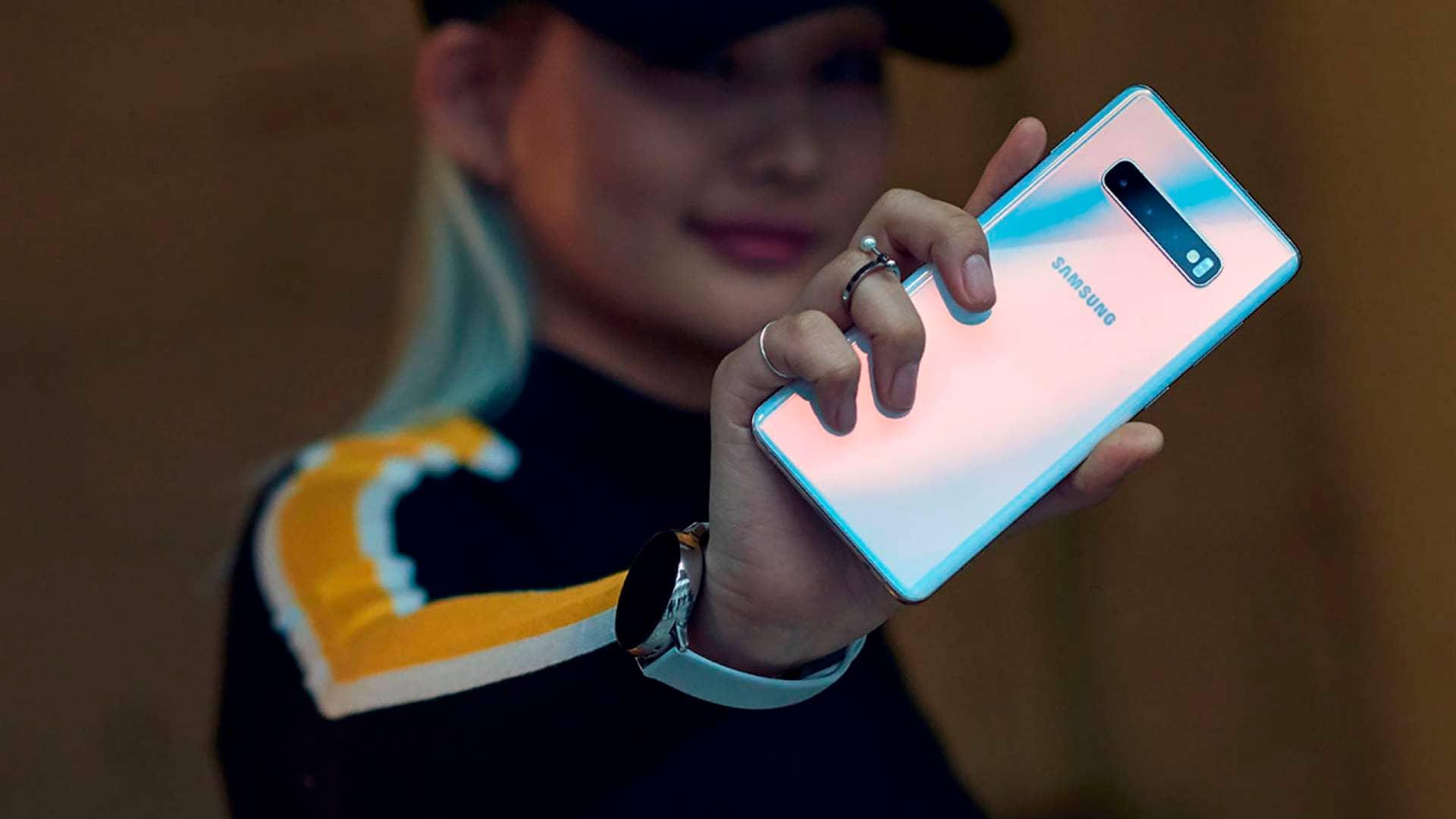Samsung Galaxy S10E con Vodafone: disponibilidad