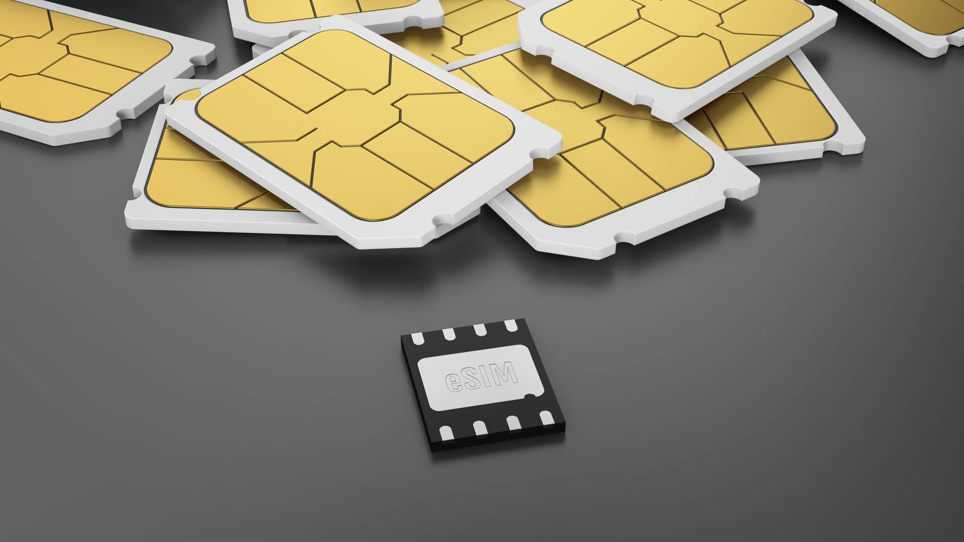 eSIM Vodafone y One Number: una tarjeta SIM,  varios dispositivos
