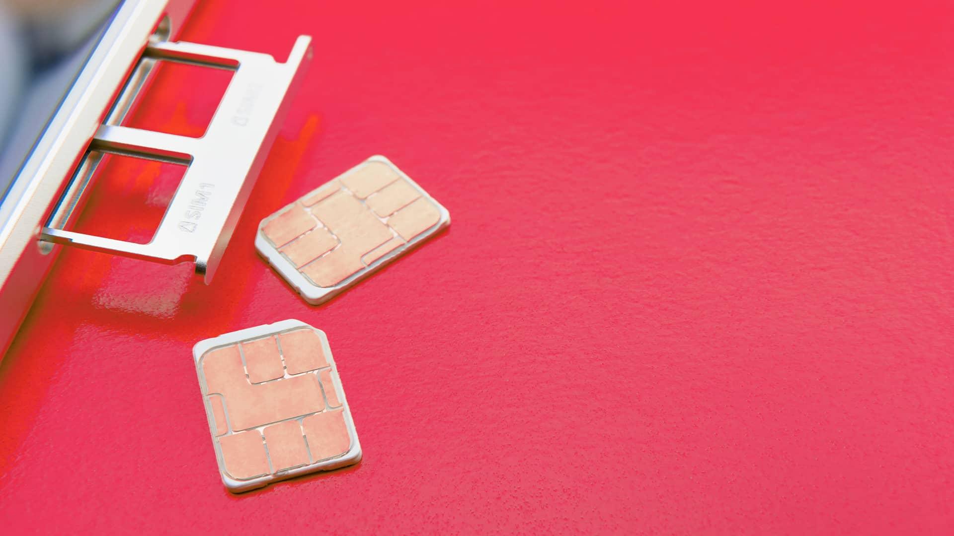 MultiSIM de Vodafone OneNumber: cómo activar y precios