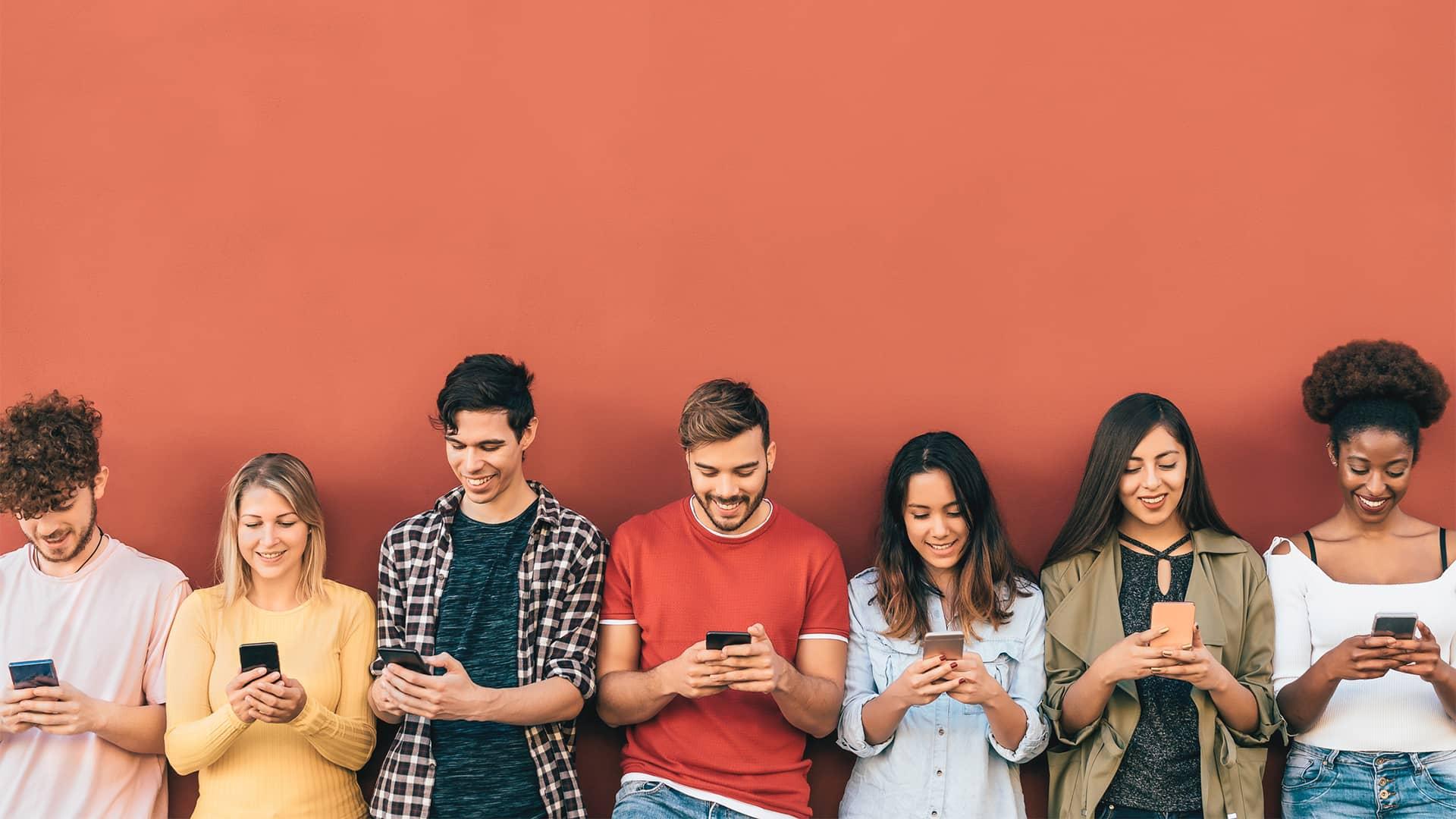 Contrata Vodafone Social Pass y uno gastes tus datos