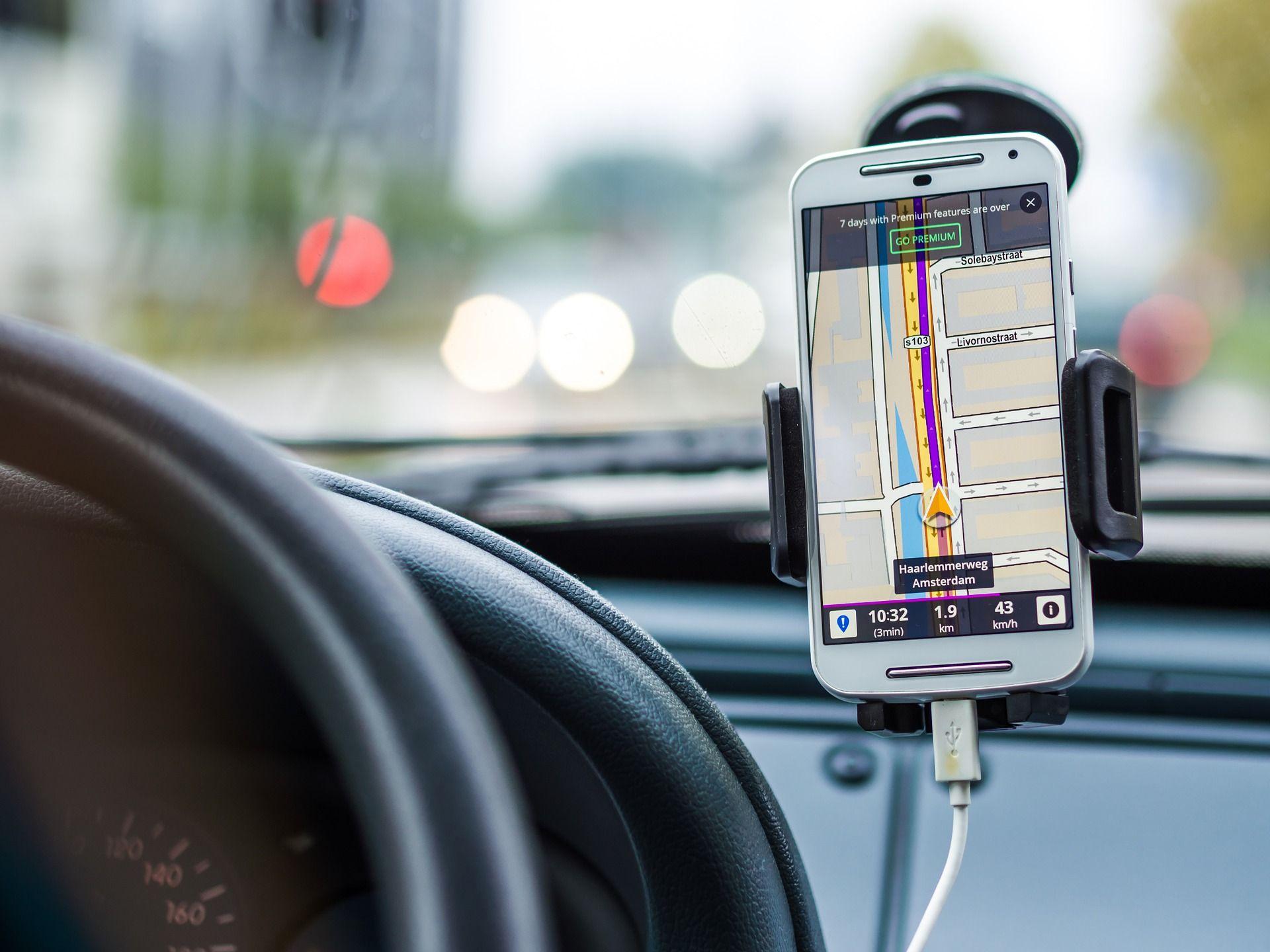 Apps para viajar en el coche