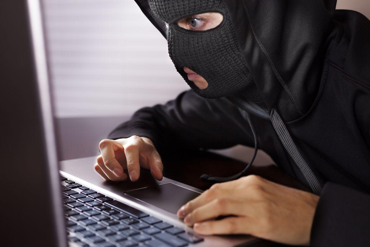 robando wifi en el portátil