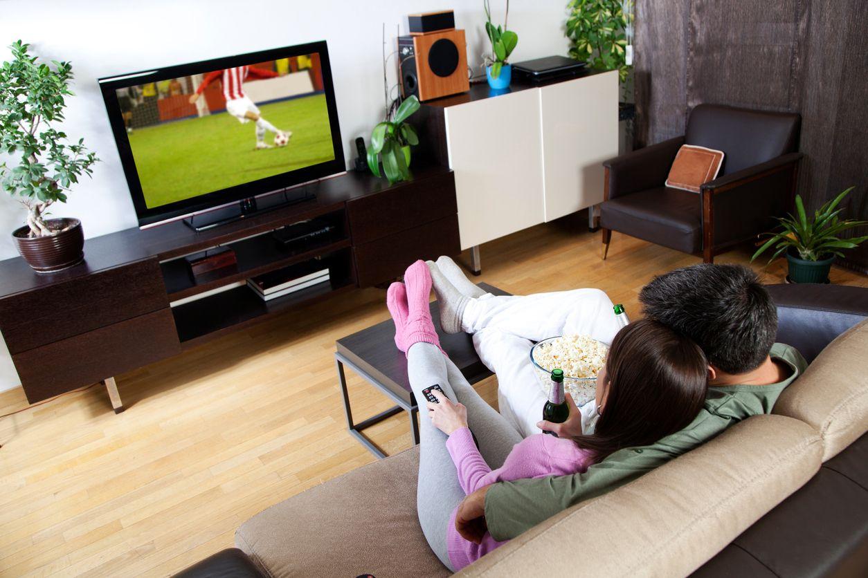 Ver el fútbol con Movistar Fusión