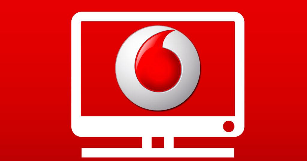 Vodafone online