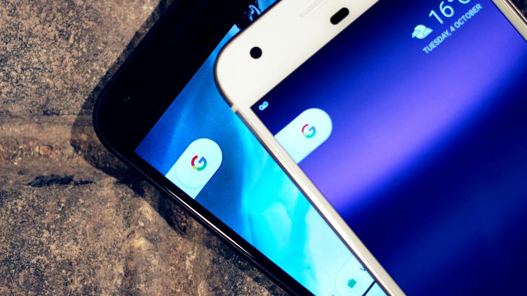 El móvil Pixel XL Google ya está aquí