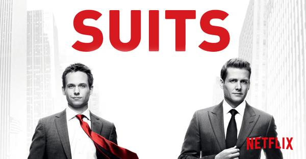 6 temporadas de Suits en español