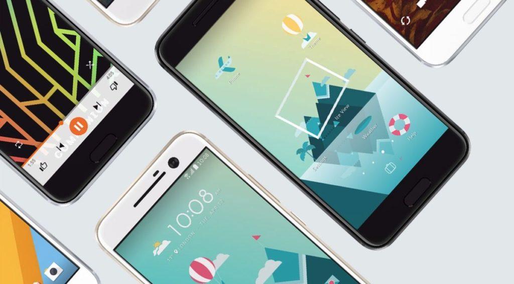 El HTC 10 recibe Android 7.0 Nougat - Roams.es