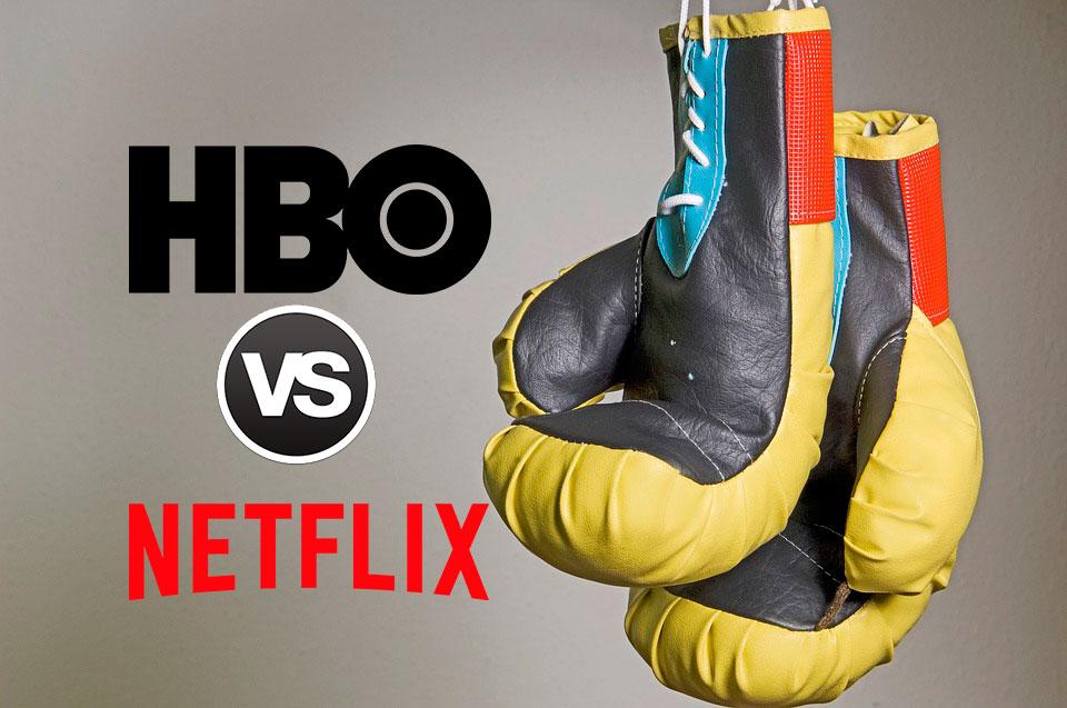 HBO imita a Netflix