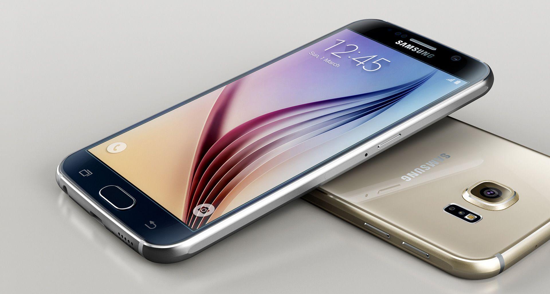 Móvil Galaxy S6