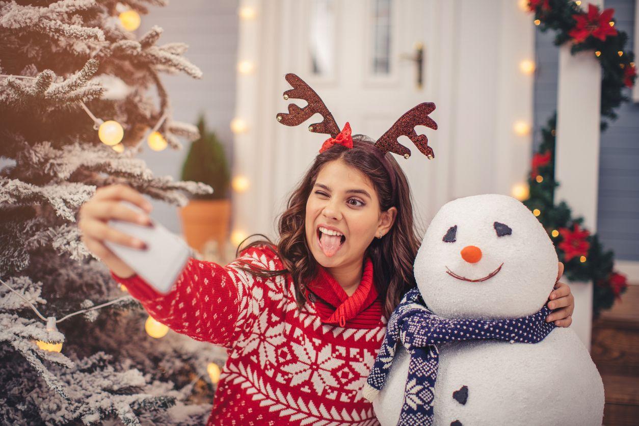 ofertas de telefonía en Navidad