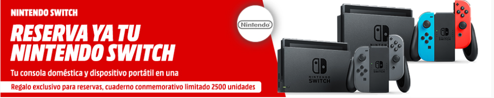 Nintendo Switch Media Markt