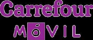 Logo de Carrefour Móvil