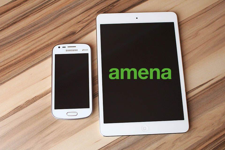 Tarifas de Amena para móvil y tablet