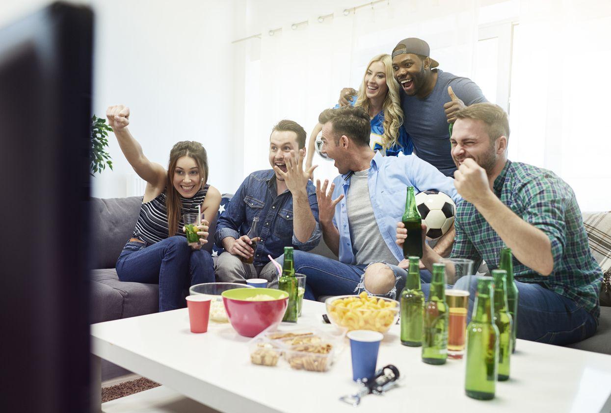 dónde ver el fútbol este año