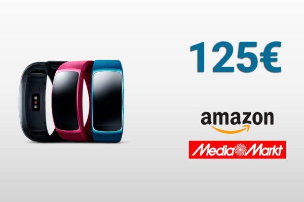 Samsung Gear Fit 2 y Fit 2 Pro: Las pulseras inteligentes de Samsung