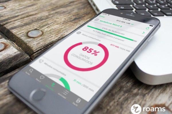 Exceso de datos en el móvil