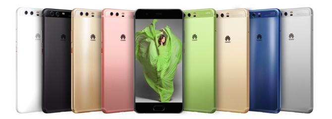 Nuevo Huawei P10