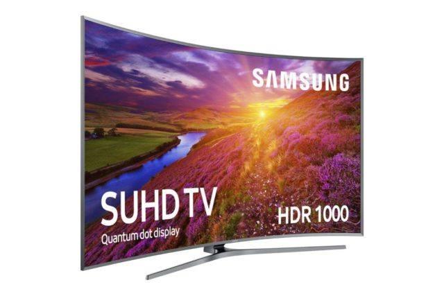 Smart TV Samsung Orange