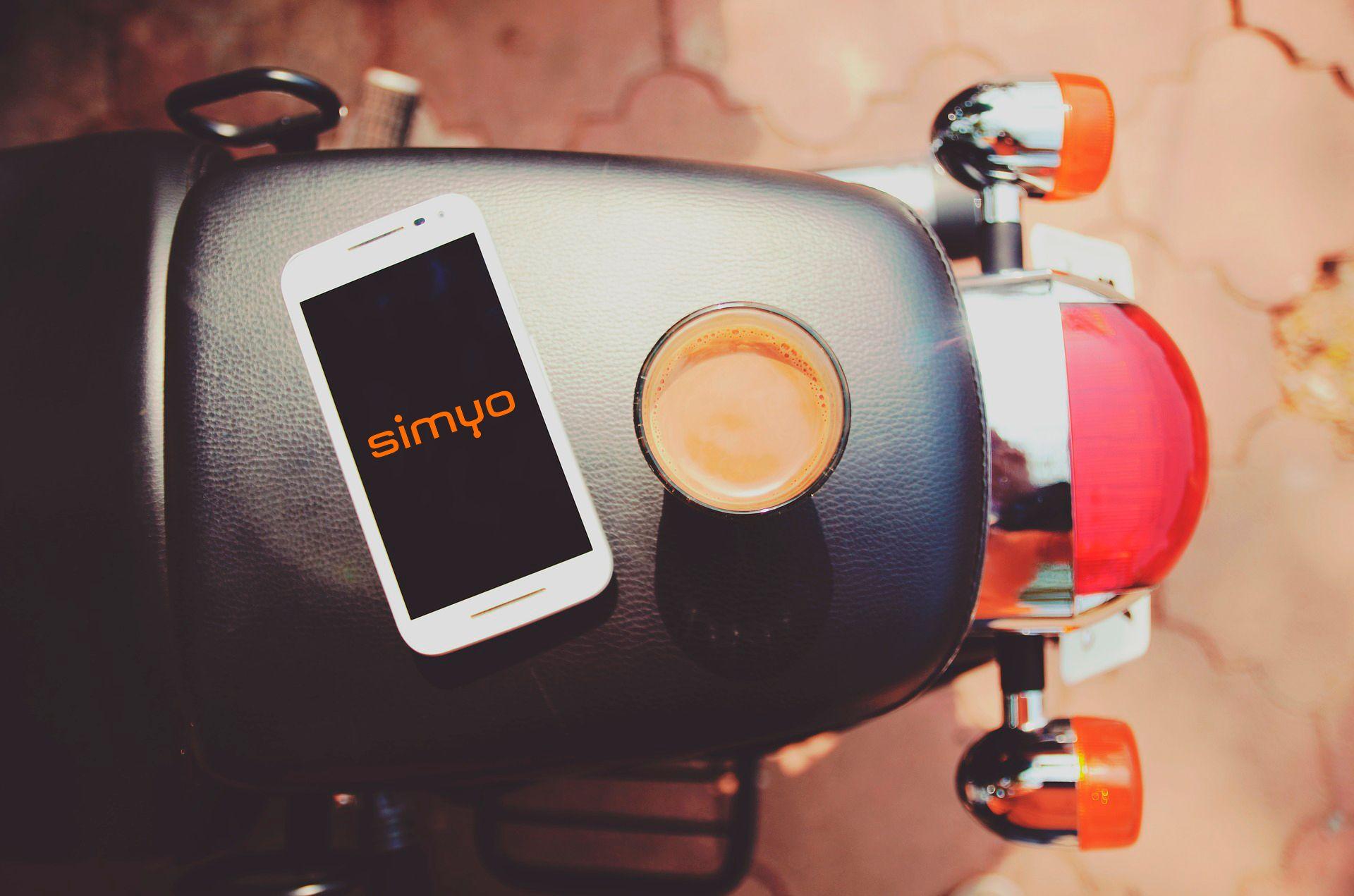 Simyo móviles