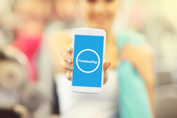 promoción FreedomPop móvil