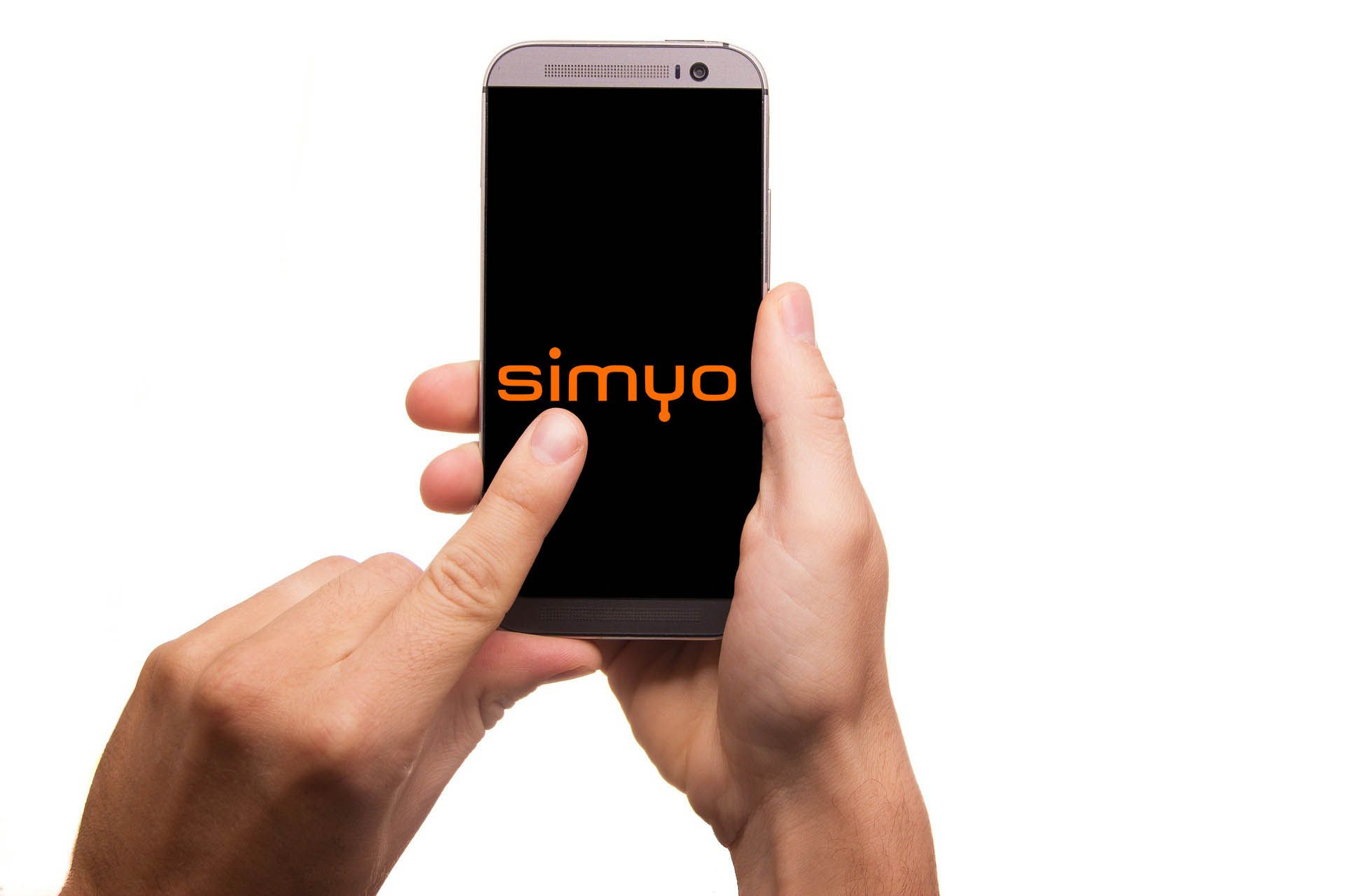 Tarifas Simyo contrato para móvil