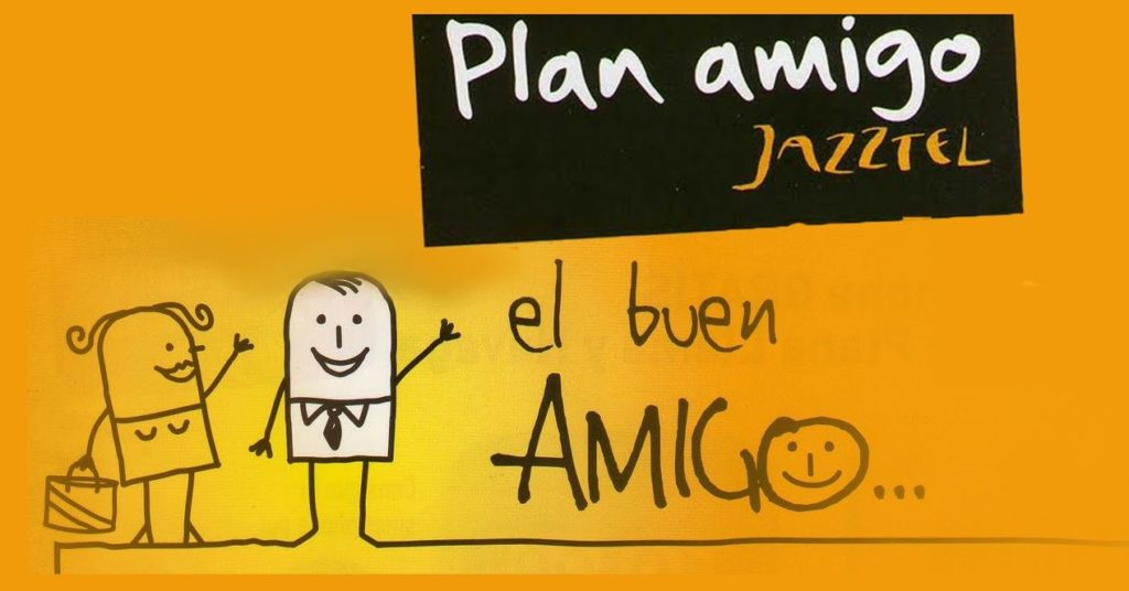 Plan Amigo de Jazztel