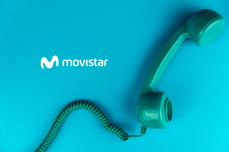 Teléfono fijo de Movistar
