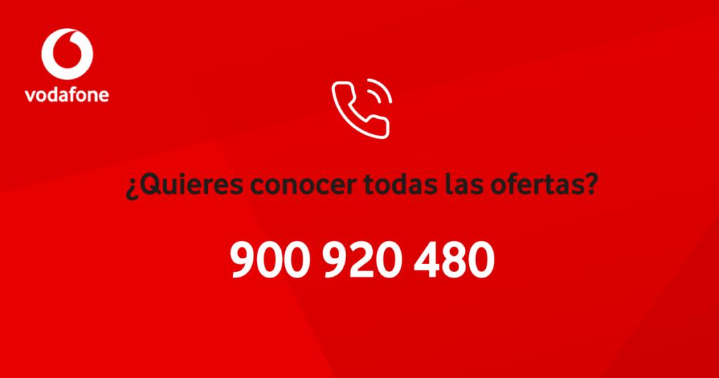 mejores ofertas Vodafone