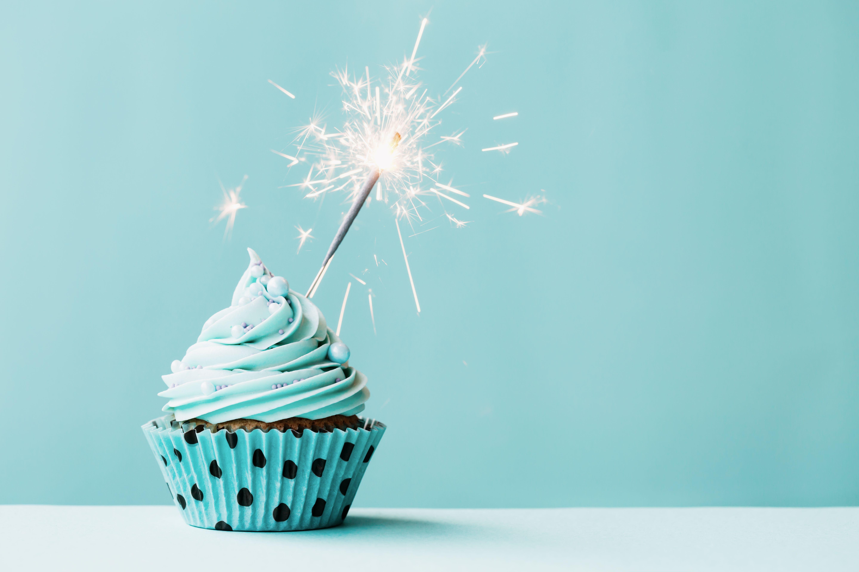 Pastel de celebración de Movistar Premium Extra