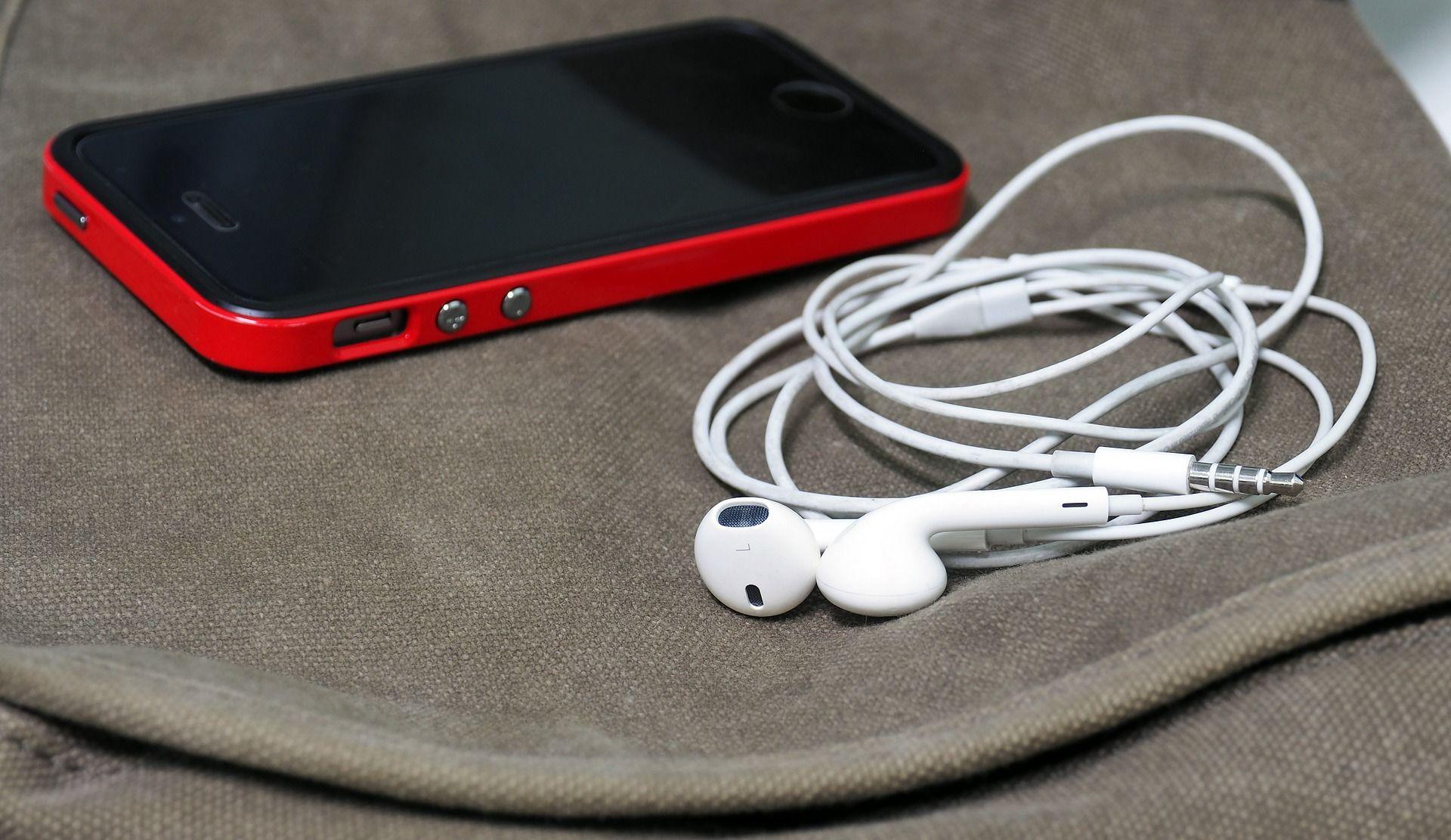 Smartphone con el servicio de Vodafone Social Pass