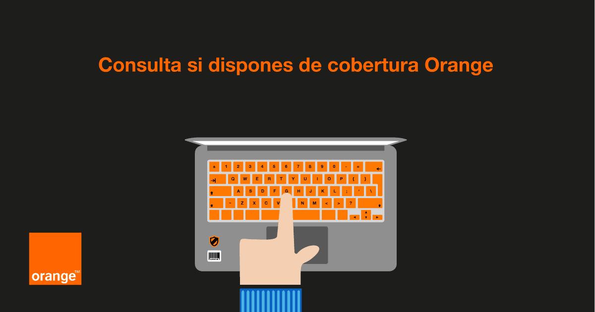 consultar cobertura Orange