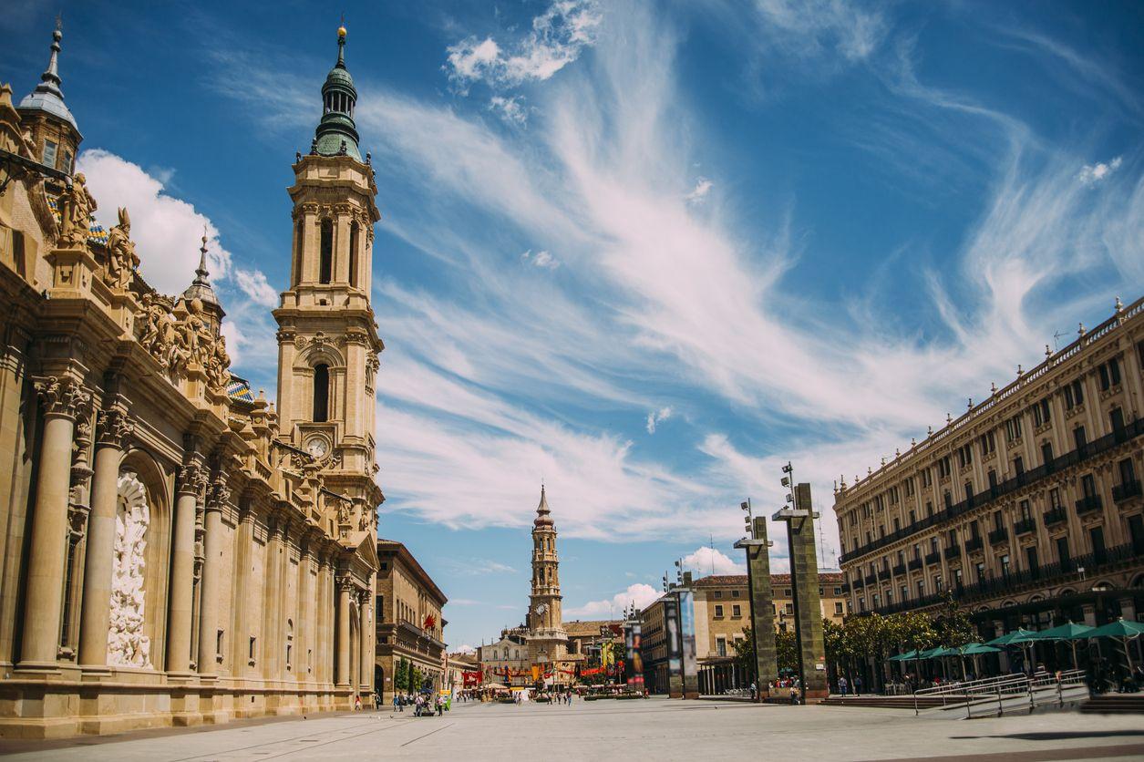 Imagen de la cobertura MásMóvil en Zaragoza