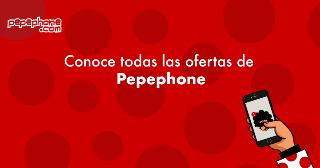 Ofertas Pepephone