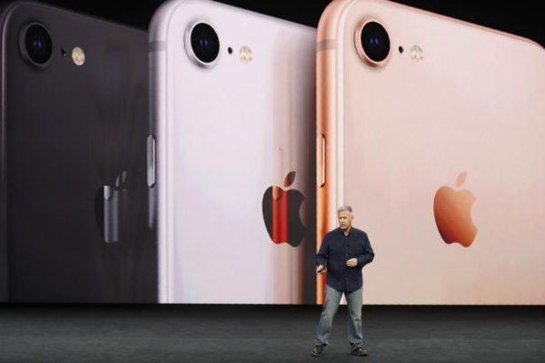 Presentación del iphone 8 barato