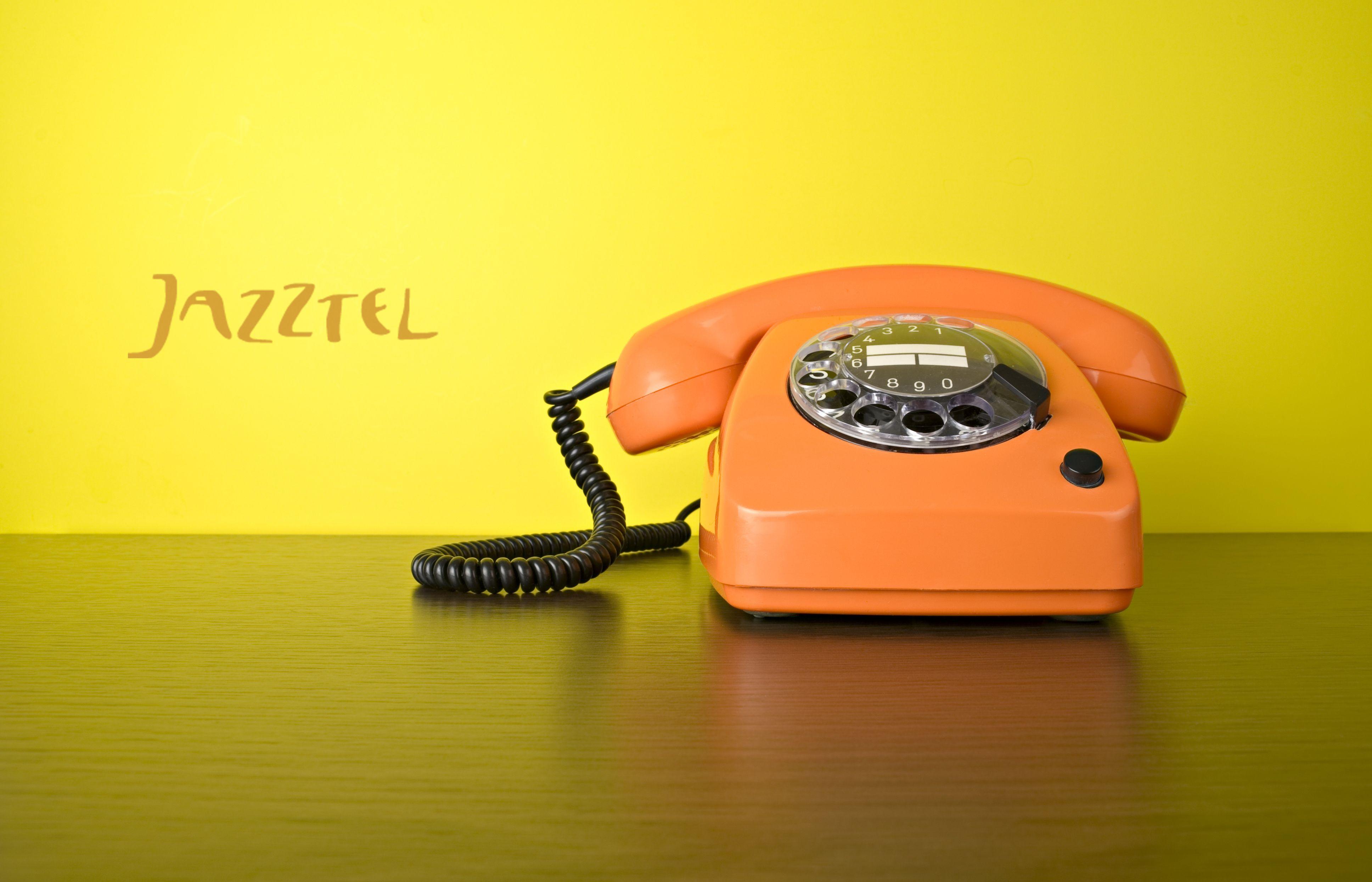 Teléfono fijo Jazztel