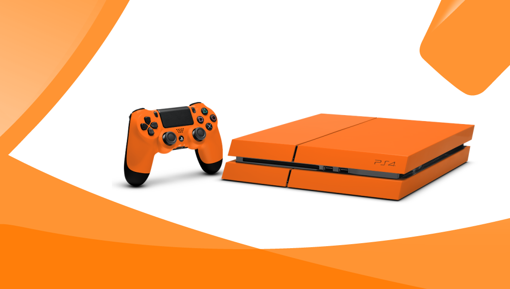 Comprar la PS4 o la PS4 Pro con Orange
