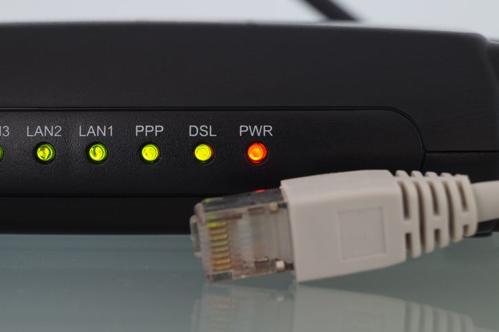 Router al contratar internet premium de jazztel